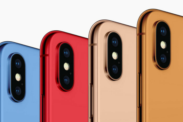 Apple to release Gold, Grey, Blue, Red, White and Orange iPhone models in September