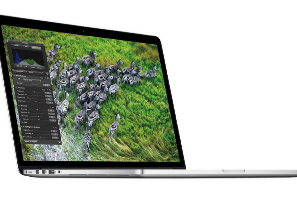 MacBook Pro with Retina Display