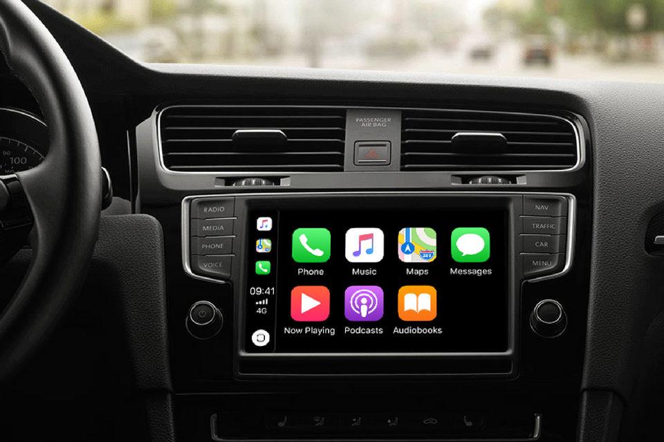 Mazda - CarPlay