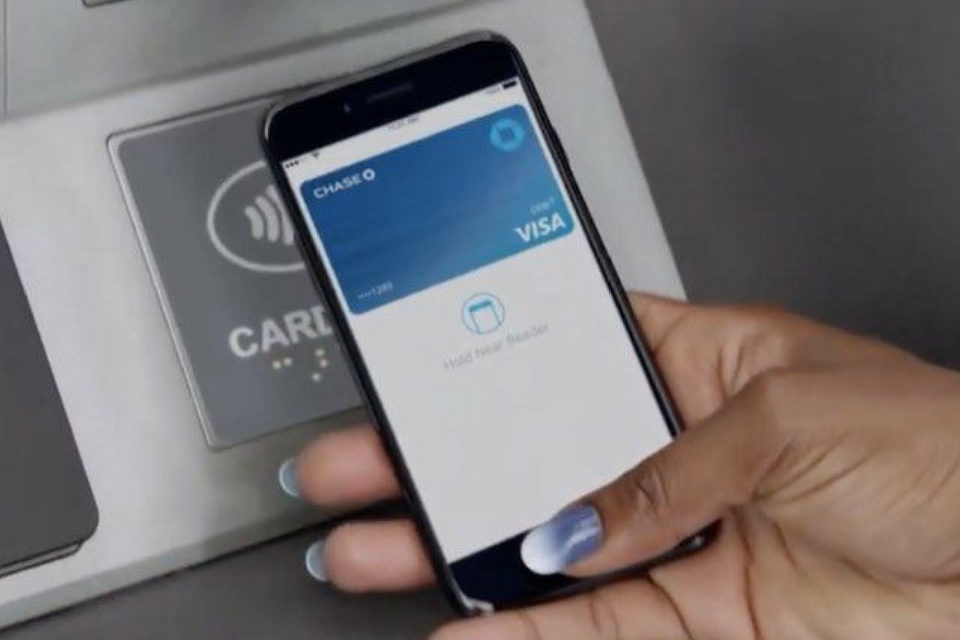 Apple Pay - ATMs