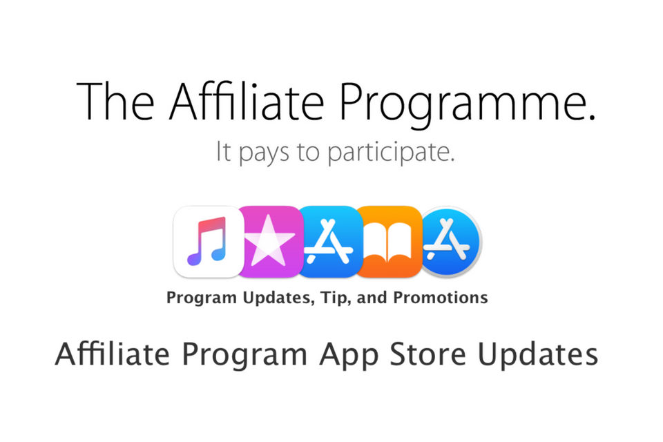Apple - iTunes Affiliate Program