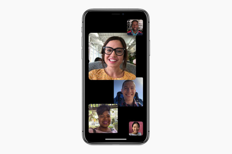 FaceTime - iOS 12 - The Apple Post