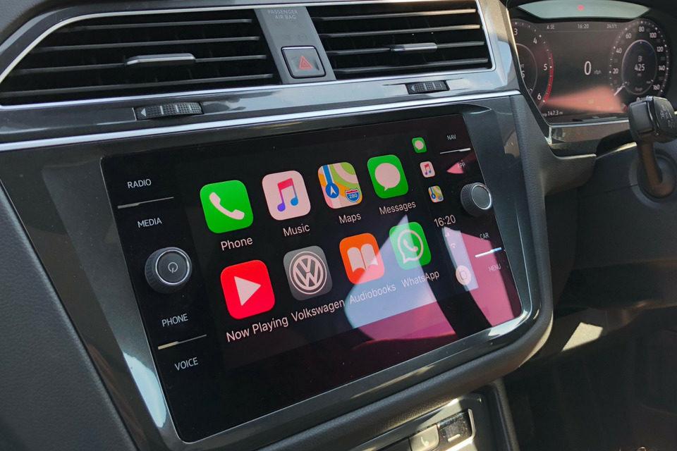 Volkswagen - Apple Music - CarPlay - The Apple Post