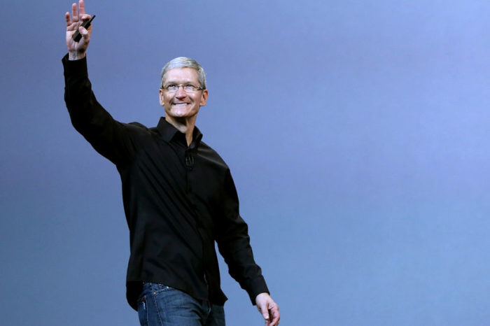 Tim Cook issues memo thanking employees after trillion-dollar milestone