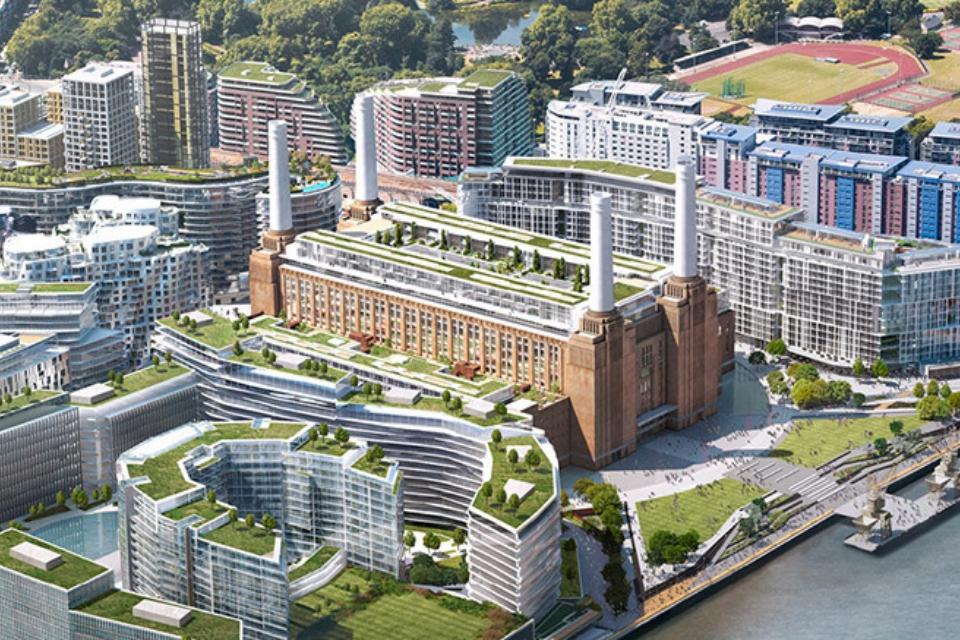 Apple - Battersea Power Station