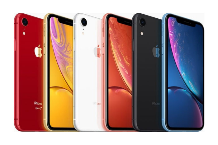 iPhone XR could account for over half of new iPhone sales in second half of 2018