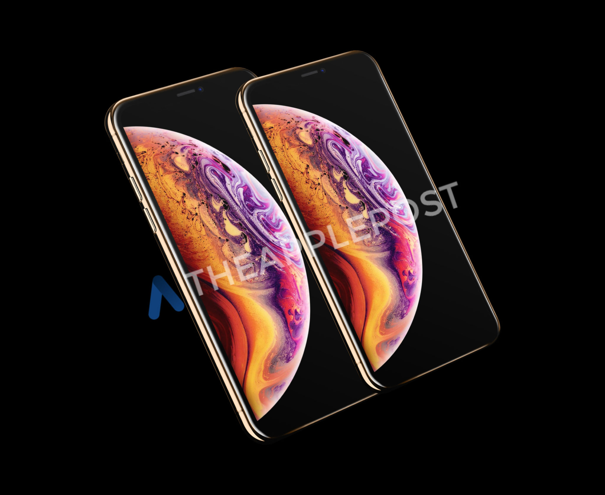 iPhone XS concept images