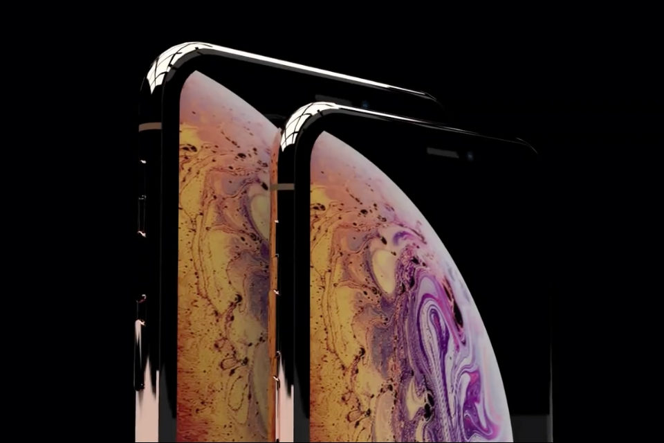 iPhone Xs Concept Video