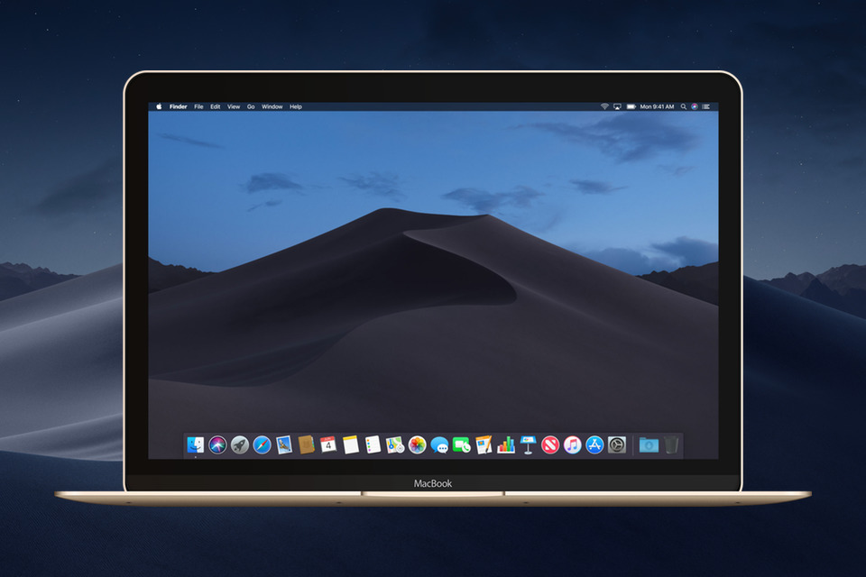 Apple Releases Macos Mojave With Dark Mode Desktop Stacks And More