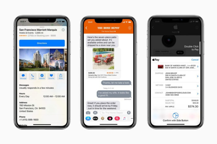 Apple expands Business Chat to France, Germany, Italy, UK and more