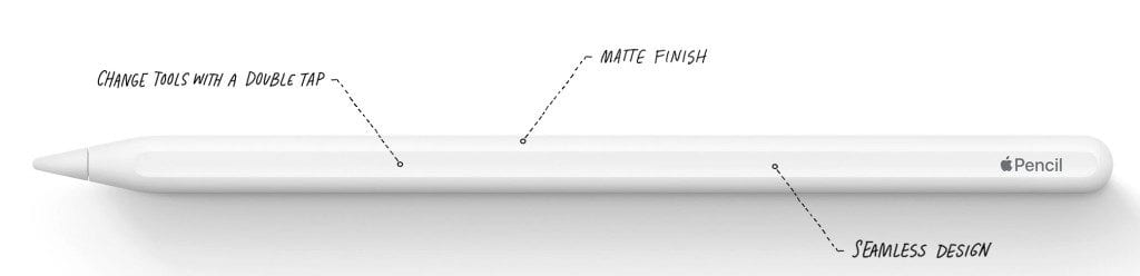 New Apple Pencil up for pre-order with optional engraving ...