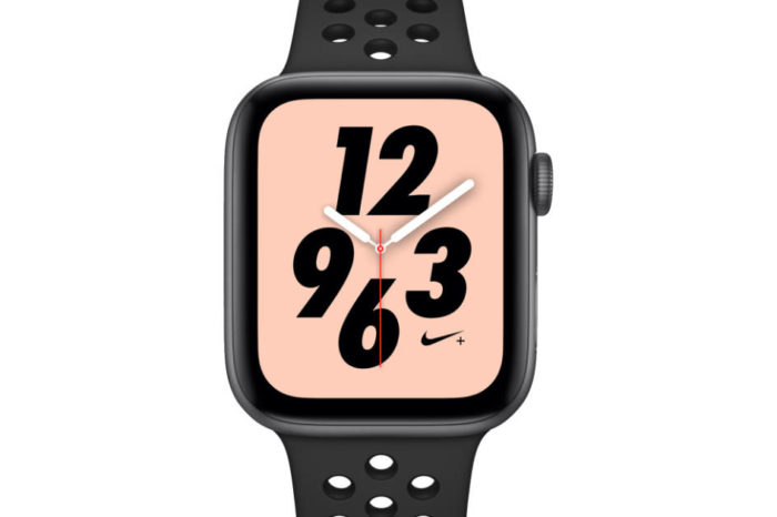 Nike+ Series 4 Apple Watch now available with new face and band