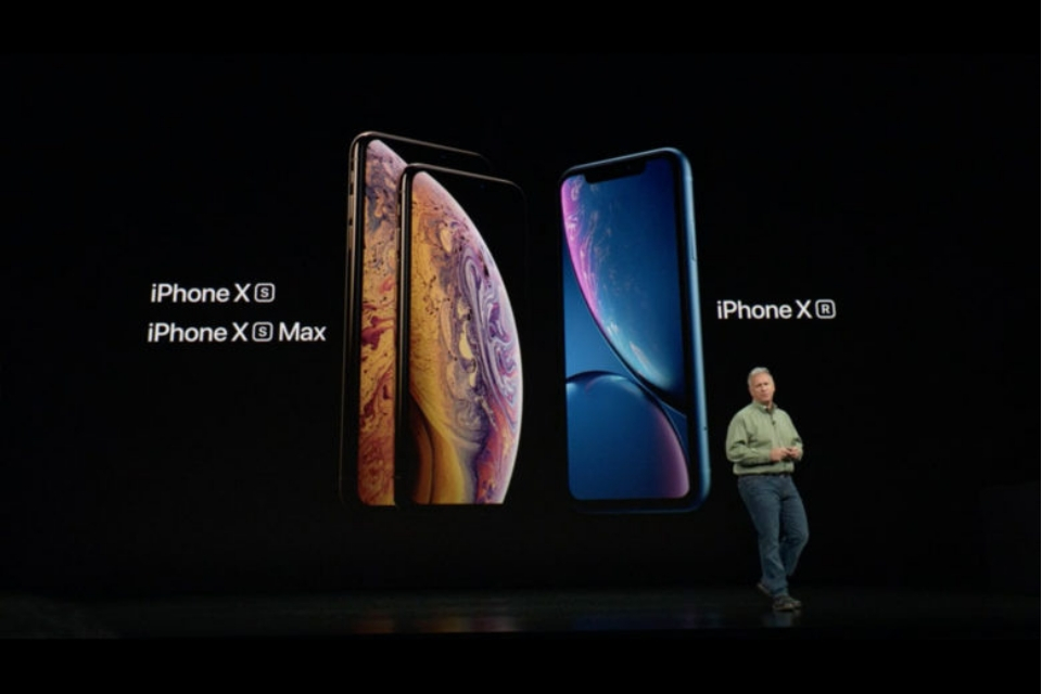 Phil Schiller explains thinking behind new XR and XS iPhone names
