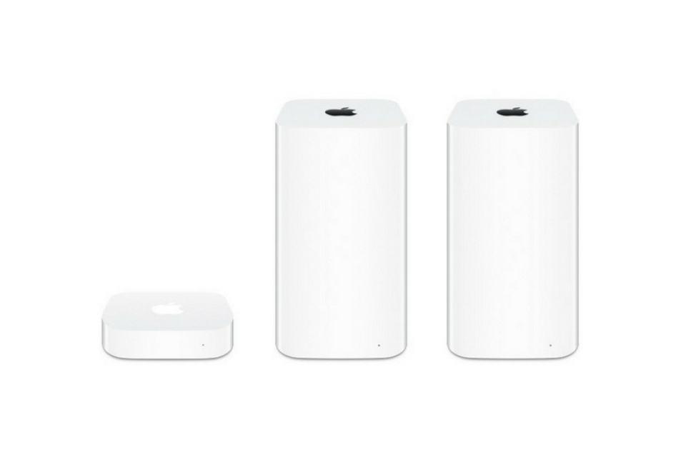 Apple removes AirPort line of products from sale, now fully discontinued