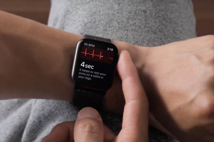 watchOS 5.1.2 to enable ECG App on Apple Watch Series 4 in the United States