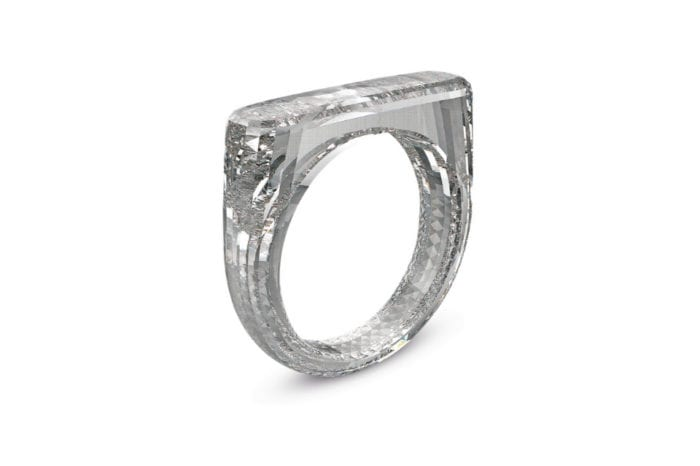 Apple design chief Jony Ive creates $250,000 all-diamond ring