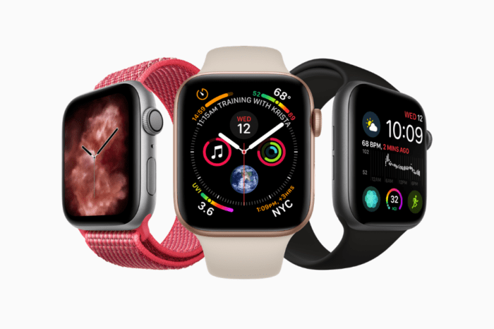 Apple releases watchOS 5.1.1 following bricking issues with the previous update