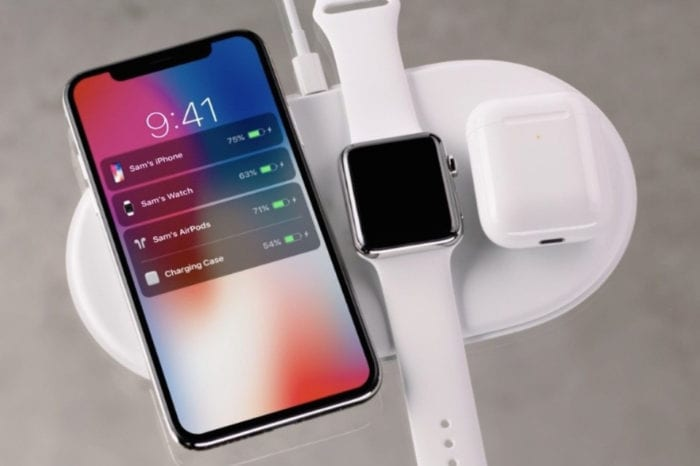 Apple reportedly sends AirPower charging mat into production