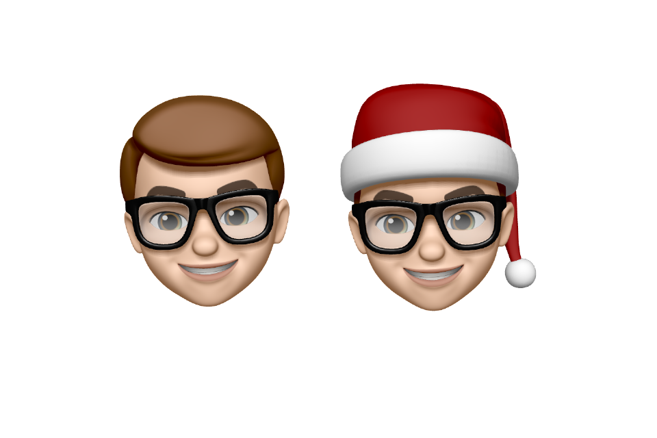 176230b1c1565 How to add a festive Santa hat to your Memoji this Christmas