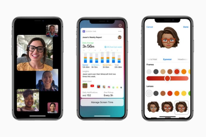 iOS 12 installed on 70% of devices, up 10 percent from October