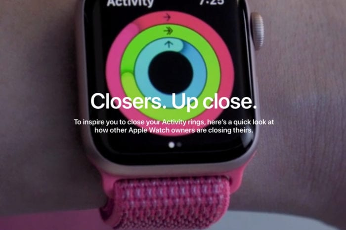 Updated 'Close Your Rings' webpage shows how Apple Watch users are keeping healthy