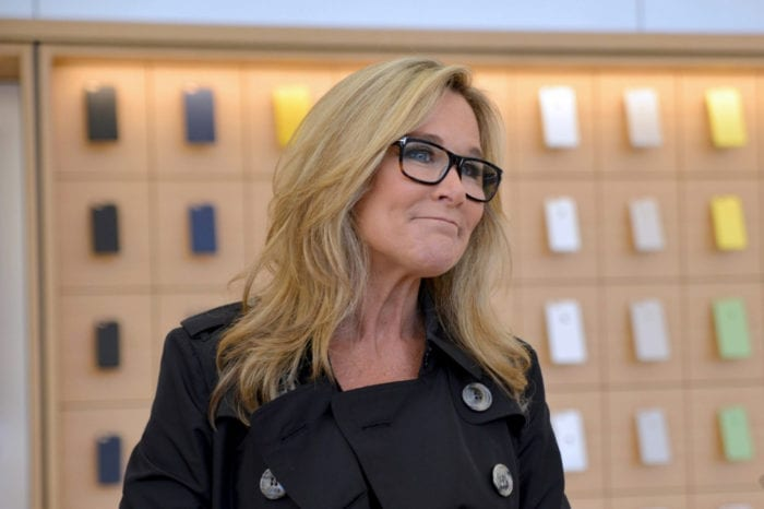 Angela Ahrendts leaving Apple in April, Deirdre O'Brien to become SVP of Retail + People