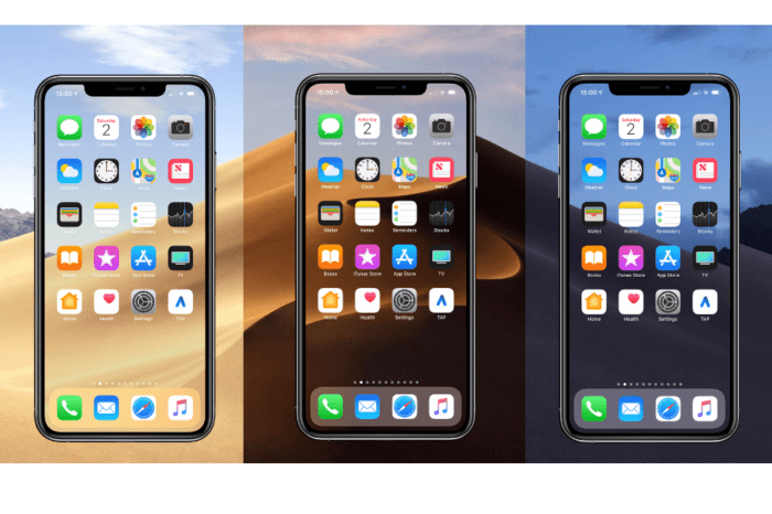 Feature Request: iOS 13 to include macOS Mojave Dynamic Desktop-like wallpapers for iPhone and iPad