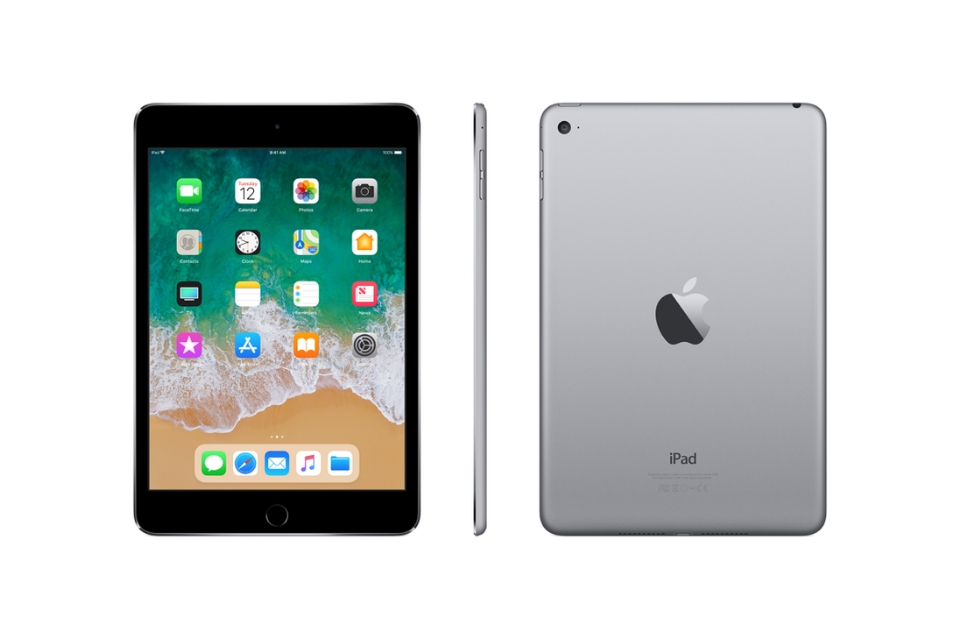 Apple's new 'iPad mini 5' to keep same design as current generation model, featuring Touch ID and headphone jack