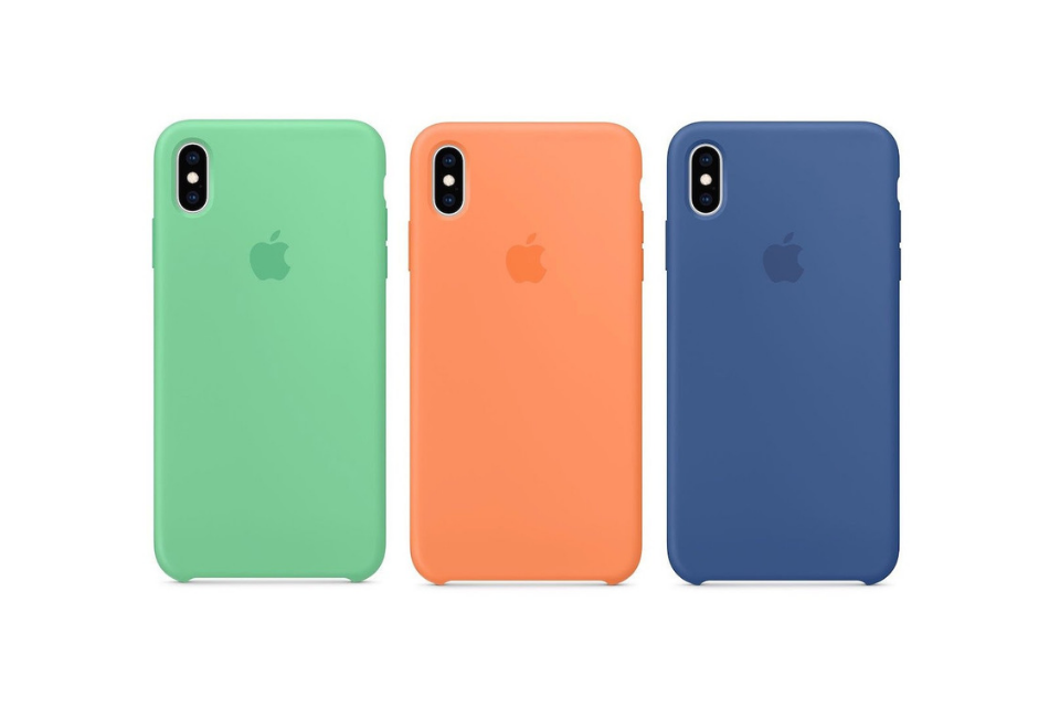 Apple releases new iPhone XS accessories and new Pink Sand Smart Battery Case
