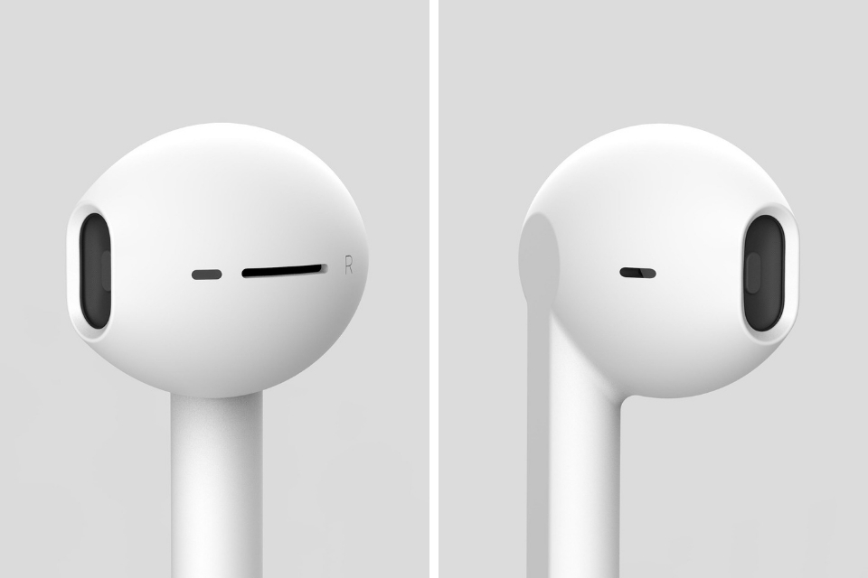 Concepts Imagine Redesigned Airpods Featuring Magnetic Charging