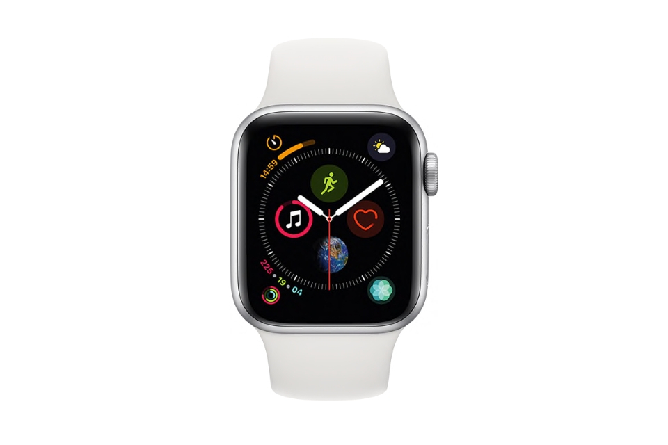 How to take a screenshot on an Apple Watch