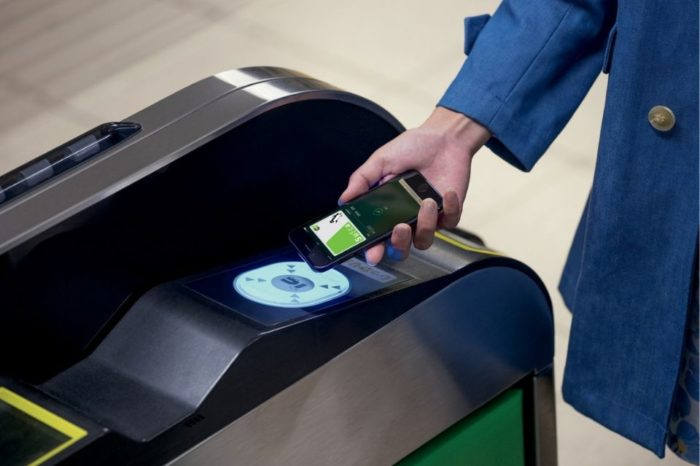 Express Transit with Apple Pay