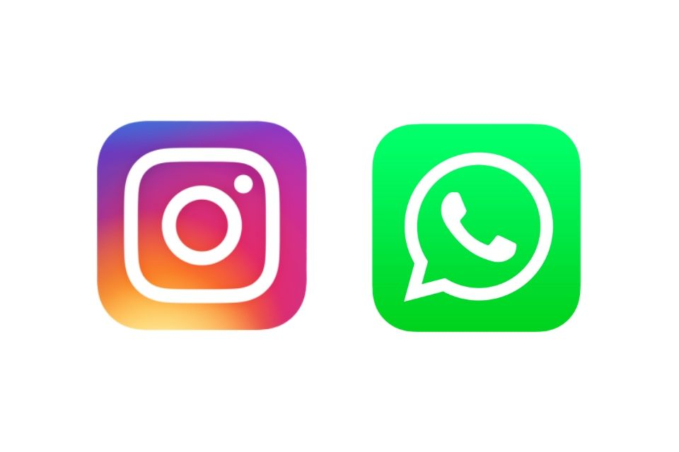 Image result for instagram and whatsapp