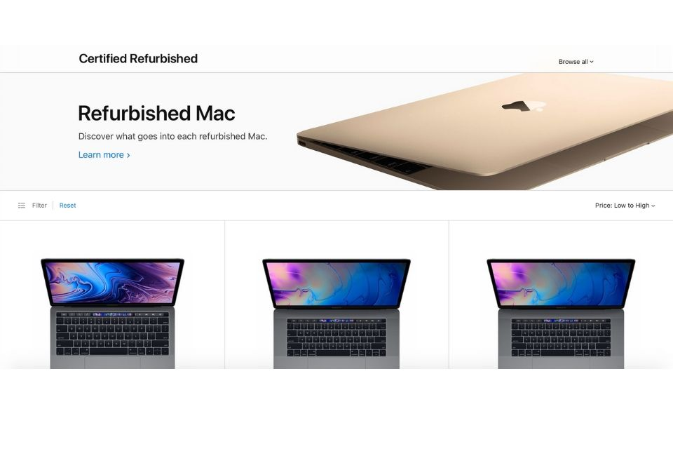 Apple now offering refurbished 2019 13-inch and 15-inch