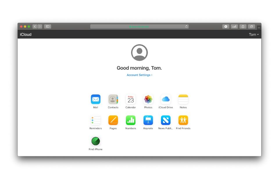 Apple launches redesigned online iCloud interface in new web beta