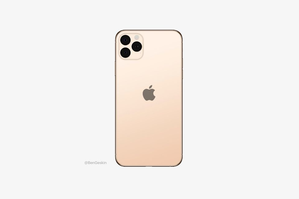 Visualization offers final glimpse at iPhone 11 prior to