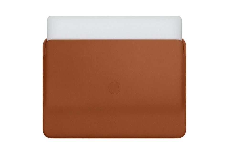 Apple selling new Leather Sleeve for 16-inch MacBook Pro
