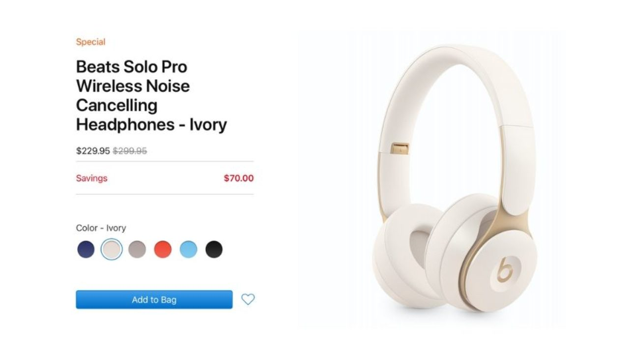 Apple Discounts Powerbeats Pro And Beats Solo Pro The Apple Post