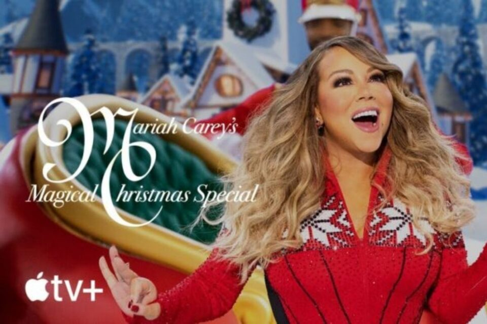 Apple teases 'Mariah Carey's Magical Christmas Special' on Apple TV+ with official trailer