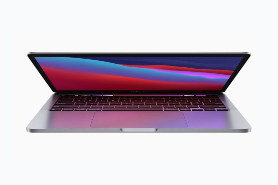Apple unveils new 13-inch MacBook Pro with Apple Silicon ...