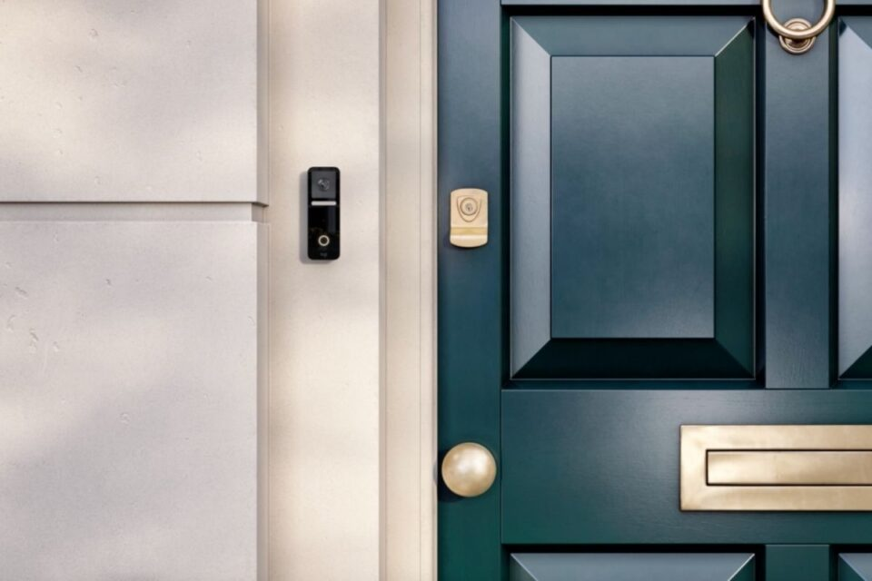 Logitech Circle View Wired Doorbell launches with HomeKit Secure Video