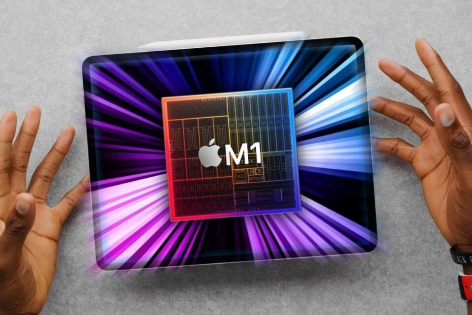 YouTubers share first-look videos of new M1 iPad Pro | The ...