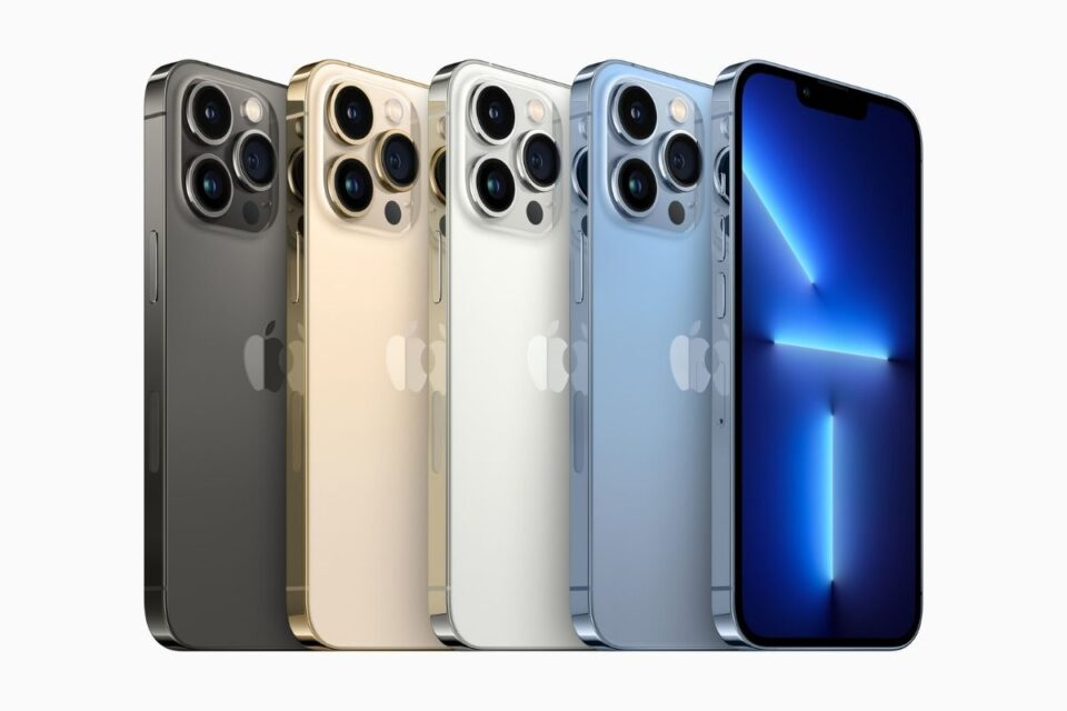 iPhone 13 Pro: 120Hz ProMotion display, A15 Bionic, 1TB storage configuration, more